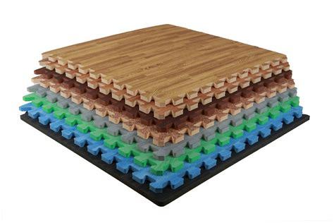 interlocking foam flooring interlocking foam wood flooring safety with style funk