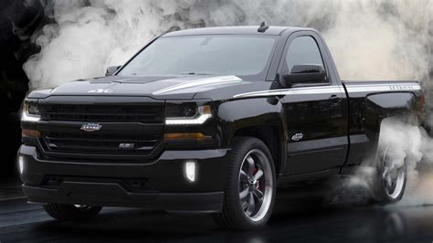 The 800horsepower Yenkosc Silverado Is The Performance
