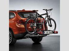 ShopBMWUSAcom BMW REARMOUNTED BICYCLE CARRIER
