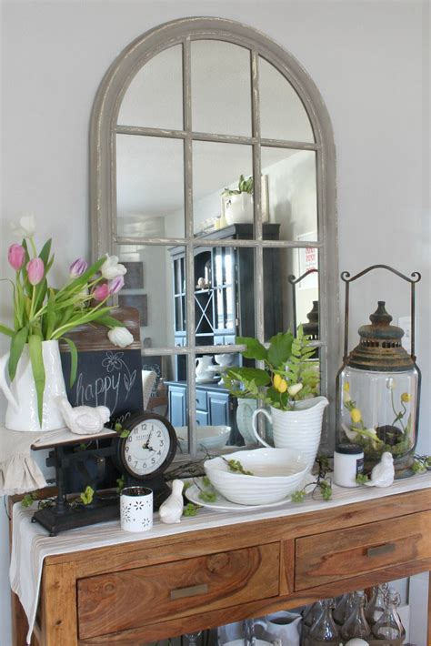 quick  easy spring decorating ideas clean  scentsible