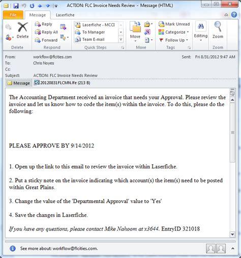 Accounts Payable Email Templates | Sharing Us Templates