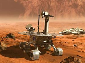 Amazing! Spirit & Opportunity, Mars rovers (expected ...