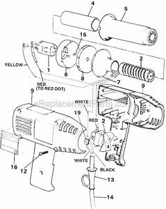 Black And Decker 9756 Parts List And Diagram