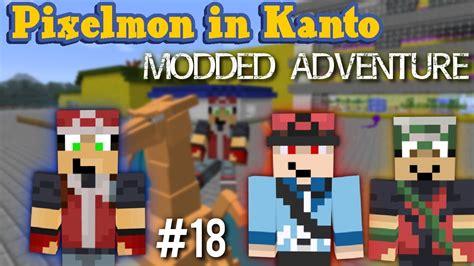 Pixelmon In Kanto Minecraft Map Ep. 18