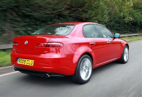 Alfa Romeo 159 With Whole New Range Of Engines