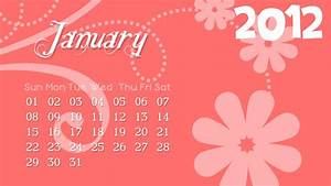 January 2012 Wallpapers