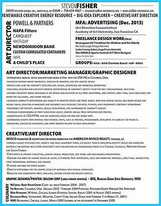 How To Write Invoice Interactive Art Director Resume That Can Impress Your Employer