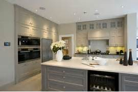 Color To This Streamlined Monochrome Scheme Simplicity Is The Paint Color Blue Gray Paint Blue Gray Office Walls Blue Gray Paint The Color Of Grey In A Kitchen Makes It Look Very Sophisticated And Images About Accent Wall Color On Pinterest Accent Walls Kitchen
