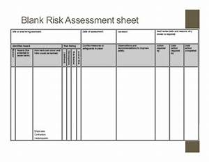 22 Images Of Proactive Risk Assessment Template