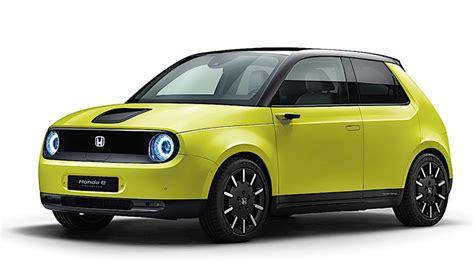 honda 2020 electric 2020 honda e electric car release date color options
