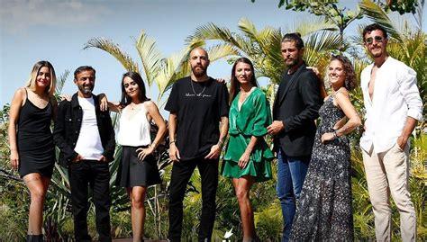 Survivor 2020 yarışmacılarının birleşme partisi stilleri ...
