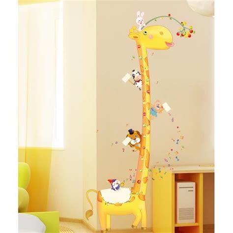 chambre la girafe décoration chambre bebe la girafe 39 le havre