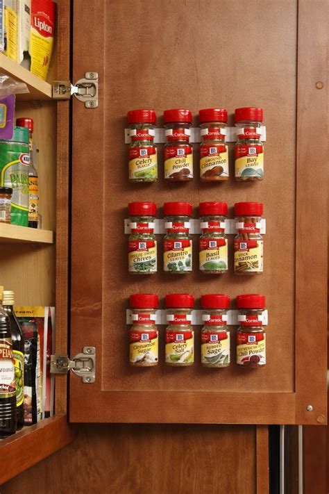How to make a built in spice rack   DIY, Spice Rack