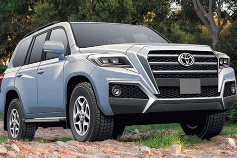 future toyota land cruiser  nissan  cars