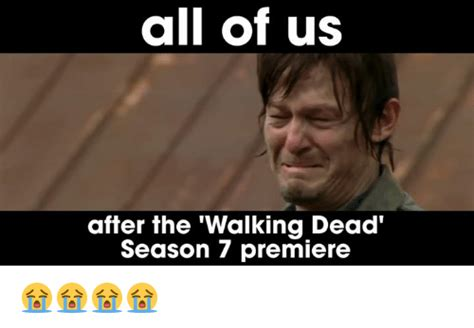 Walking Dead Season 7 Memes - funny the walking dead memes of 2017 on sizzle