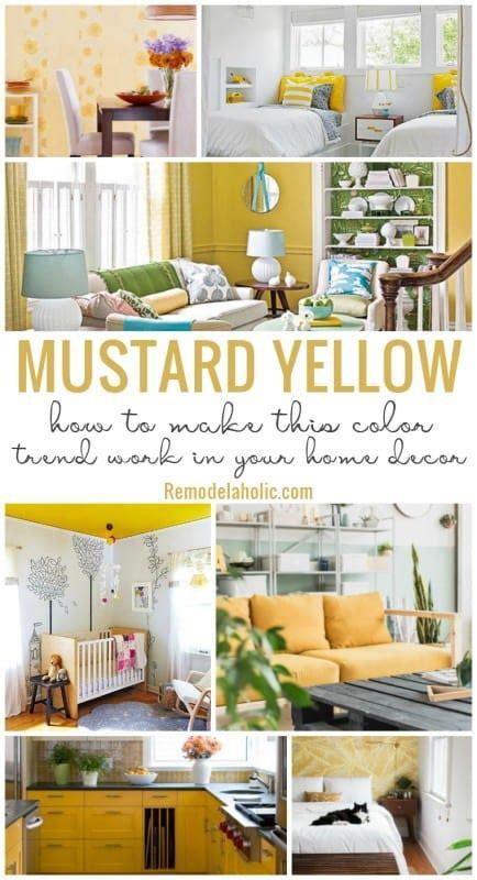 remodelaholic sunny yellow kitchen decorating inspiration