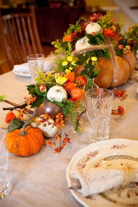 thanksgiving tablescape ideas thanksgiving fall tablescape ideas from holly chapple 17