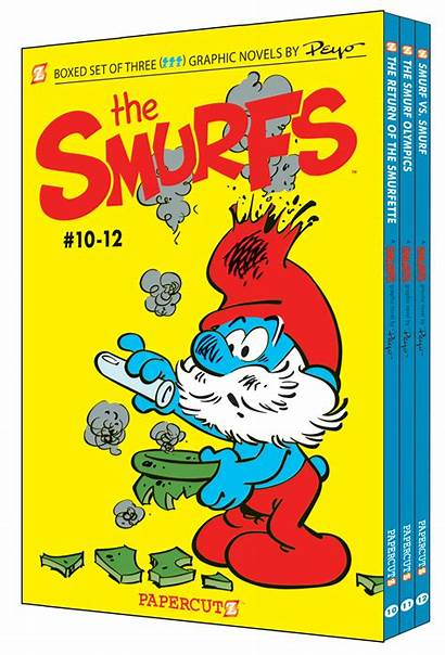 Smurfs Rebecca Vol Vols Ernest Papercutz Graphic