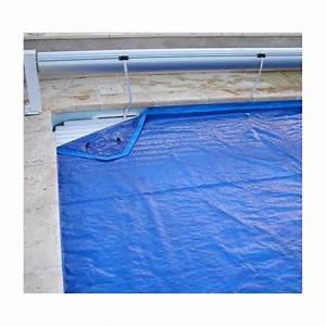 Bache Protection Piscine : b che de proctection volet piscine protectone vert 12 x 5 m ~ Edinachiropracticcenter.com Idées de Décoration