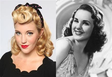 1940s S Hairstyles How To Create by 1940s Hairstyles For Prime Looks Stylezco
