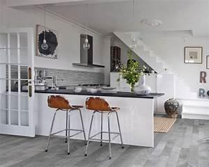decoration salon moderne salle a manger deco maison moderne With salon et salle a manger moderne