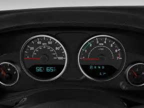 image  jeep wrangler rubicon  instrument cluster