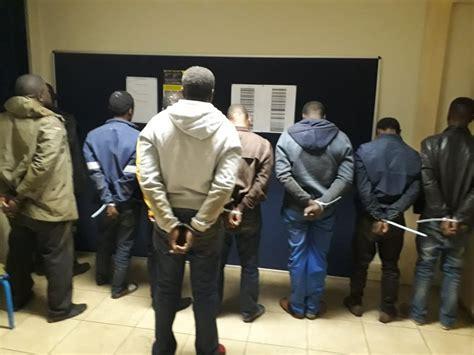 Gauteng police arrest eleven murder suspects who were ...