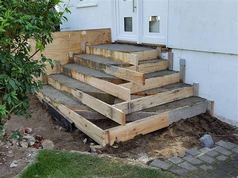 Treppe Betonieren treppe betonieren betontreppe selber bauen 2018 schallbr