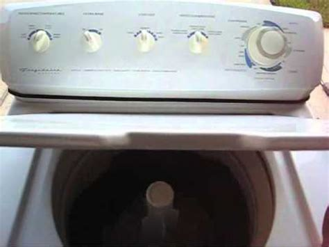 used washer and dryer frigidaire gallery washer
