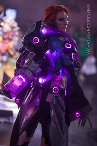 Overwatch Moira Henchmen Studios