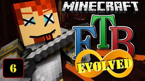 peat  peat ftb infinity evolved ep  youtube