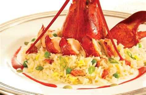mahatma lobster fried jasmine rice  spicy cranberry