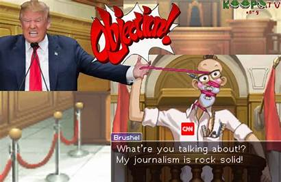 Fake Attorney Ace Cnn Apollo Justice Trump