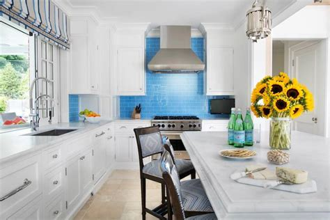 how to install a backsplash in kitchen blue subway tiles cottage kitchen rhoads interiors 9414