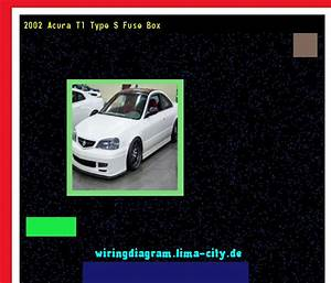 2002 Acura Tl Type S Fuse Box  Wiring Diagram 185939