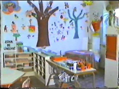 aula preescolar