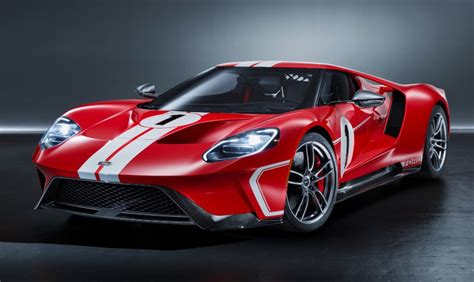 2020 Ford Gt40 by 2020 Ford Gt40 Uk Release Date Changes Interior Msrp