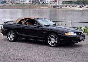 1994-1998 Ford Mustang  Something Old  Something New