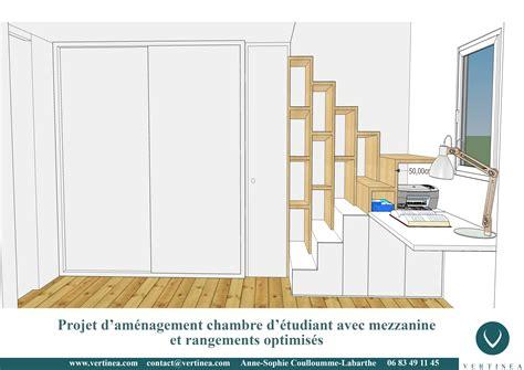 chambre etudiant lyon aménagement d 39 une chambre d 39 étudiant avec mezzanine à lyon