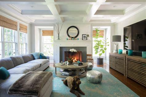 eileen deschapelles interior design house  turquoise