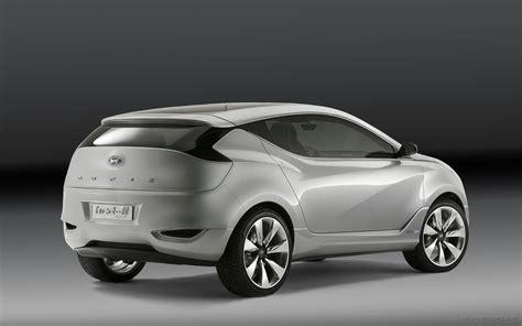 2009 Hyundai Nuvis Concept 6 Wallpaper