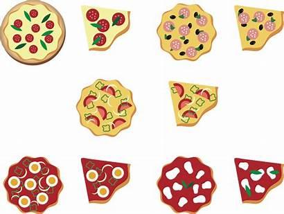 Clipart Pizza Cookies Clip Chain Transparent Cliparts