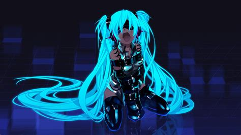 Hatsune Miku Anime Wallpaper - hatsune miku wallpaper 57 wallpapers wallpapers