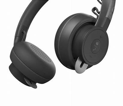 Logitech Wireless Headset Bluetooth Zone Teams Msft
