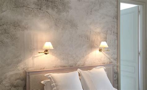 tapisserie de chambre a coucher des papiers peints panoramiques pour la chambre à coucher
