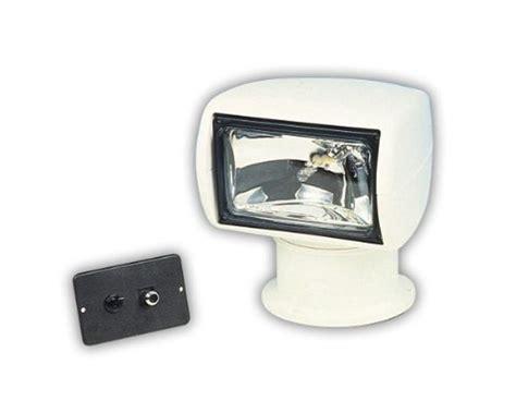 commande a distance eclairage exterieur jabsco projecteur halog 232 ne 135 sl avec commande 224 distance 1 projecteur de pont bigship