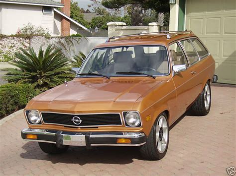 Opel Wagon by 1974 Opel Sportwagon Station Wagon Forums