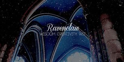 Ravenclaw Hogwarts Houses Cool Ou Potter Cursus
