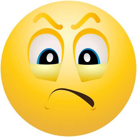 Emoji Clipart Angry Emoticon Emoji Clipart Info