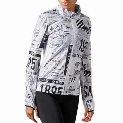 Reebok Jacket Running Osr Woven Woman Manelsanchez